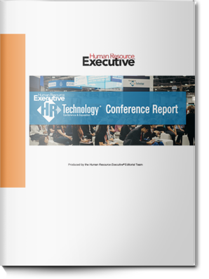 HR Tech Conference Report Cover